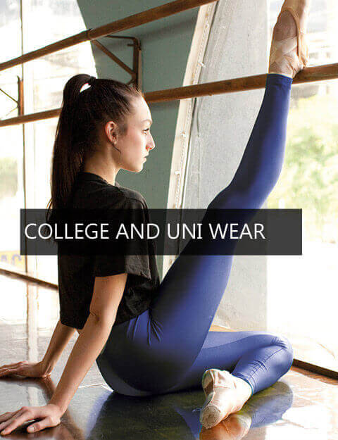 COLLEGE AND UNI WEAR