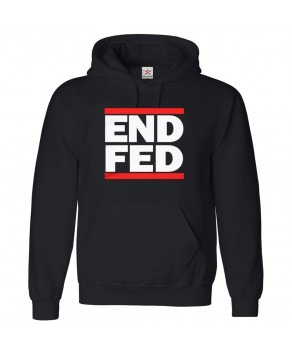 Maneco64 - End Fed Pullover Hoodie