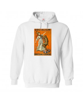 Maneco64 - Socialism Throttling The Country Hoodie