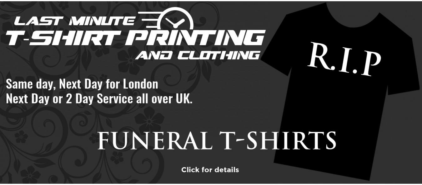 9981f619 Express Custom Tshirt Printing Services in London, UK