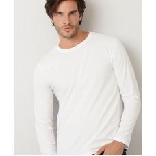 Unisex Gildan Softstyle Customised Long Sleeve T-shirt