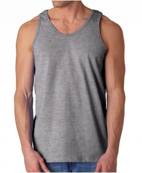Gildan Softstyle Sleeveless Vest With Customisation