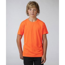 Customised AWD Cool Polyester Children's Quality T