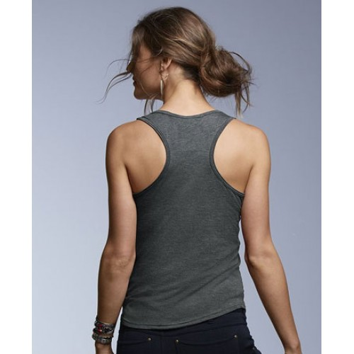Personalised Anvil Women Racerback Tank
