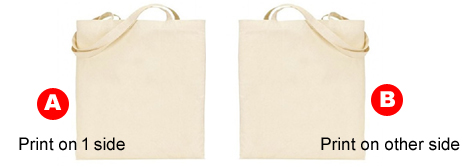 Make Your Own Natural 100% Cotton Tote Bag