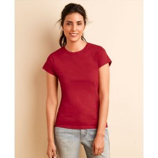 Customised Gildan Feminine Softstyle™ Ringspun T-shirt
