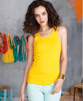Womens Kariban Sleeveless Make Your Own Design