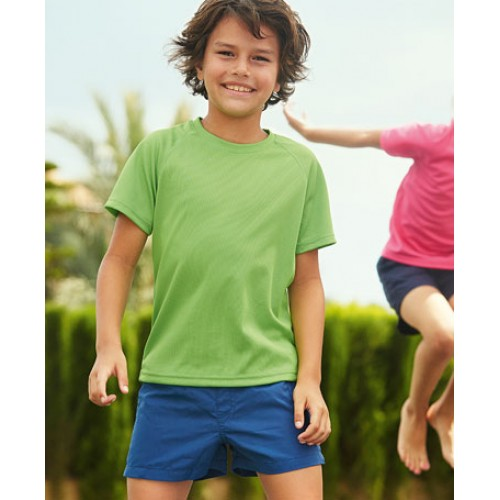 Fruit of the loom children Performance T-Shirt