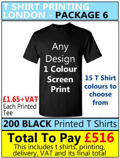 Screen Printer 1 T Shirt Printing In London Uk